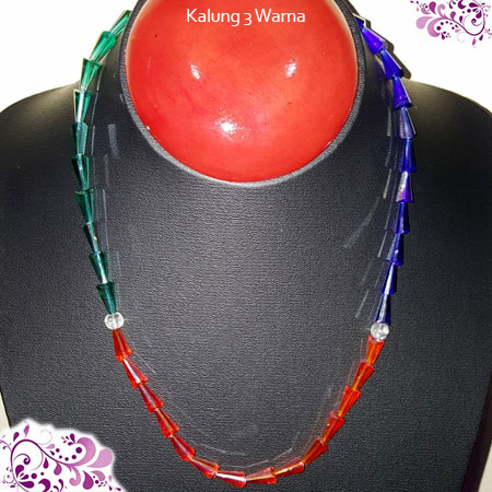 KALUNG 3 WARNA DARK