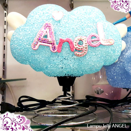 LAMPU JELLY ANGEL