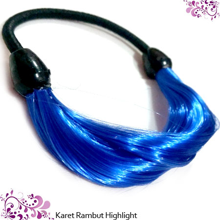 KARET HIGHLIGHT - BIRU