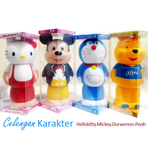 CELENGAN BOX MICKEY MOUSE