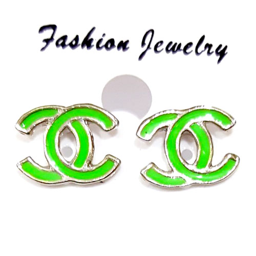 ANTING CHANEL FASHION GREEN 2
