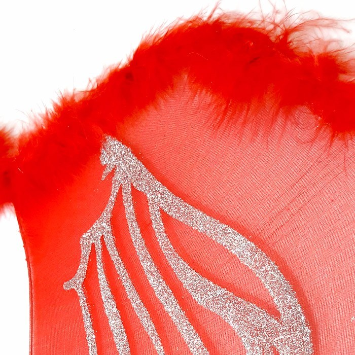 ANGEL WINGS - SAYAP ANGEL - RED