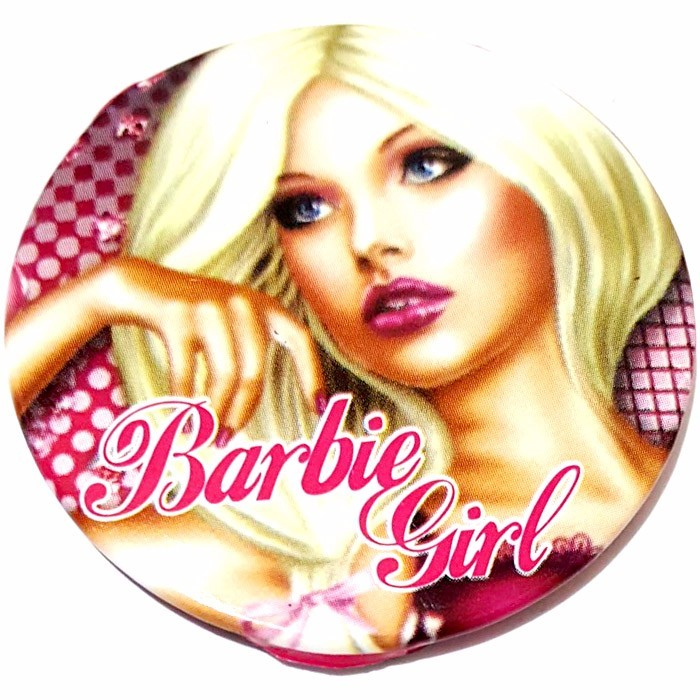 PIN BARBIE isi 6