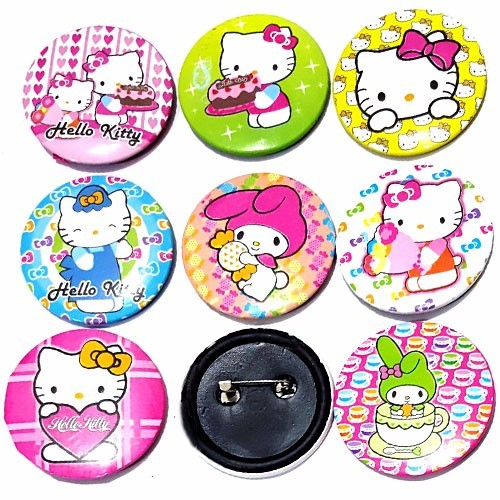 PIN HELLOKITTY isi 6