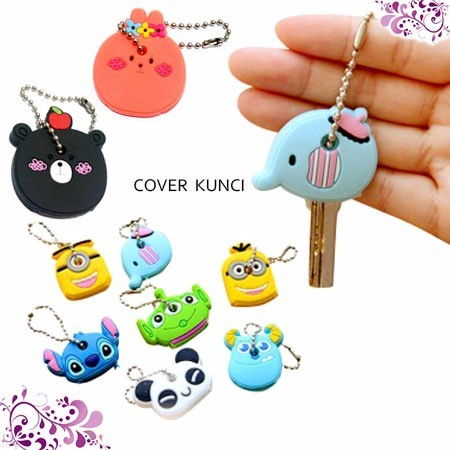 COVER KUNCI  - MINION FULL 1