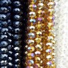 BEADS KRISTAL 10 isi 24 - BROWN