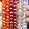 BEADS KRISTAL 10 isi 24 - RED