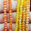 BEADS KRISTAL 4 isi 24 - YELLOW