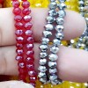 BEADS KRISTAL 4 isi 24 - SILVER