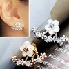 ANTING FASHION FLOWER LAYER SILVER