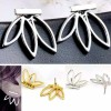 ANTING FASHION LAYER LOTUS - SILVER