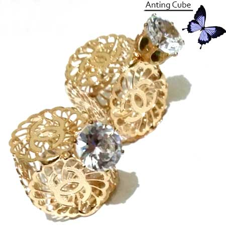 ANTING CUBE isi 2 GOLD