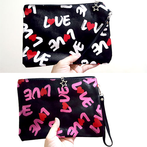 DOMPET LOVE PINK