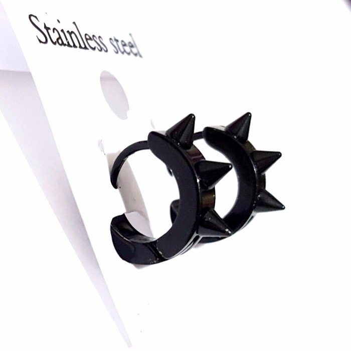 ANTING TITANIUM SPIKE - BLACK