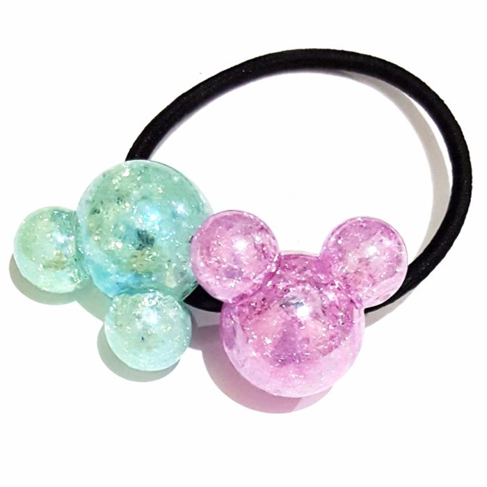 KARET KOREA MICKEY - PURPLE BLUE