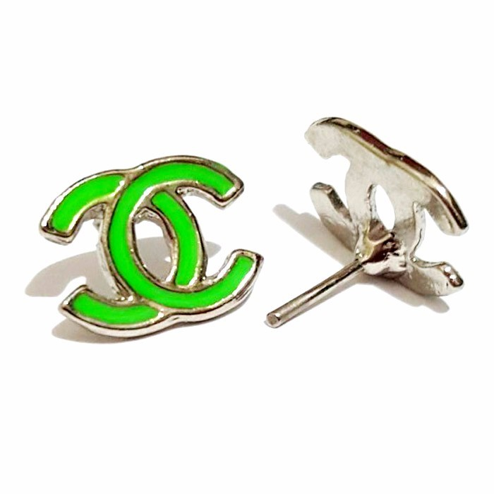 ANTING CHANEL FASHION GREEN